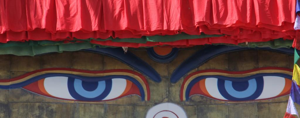Boudhanath - spiritual learnings from travel