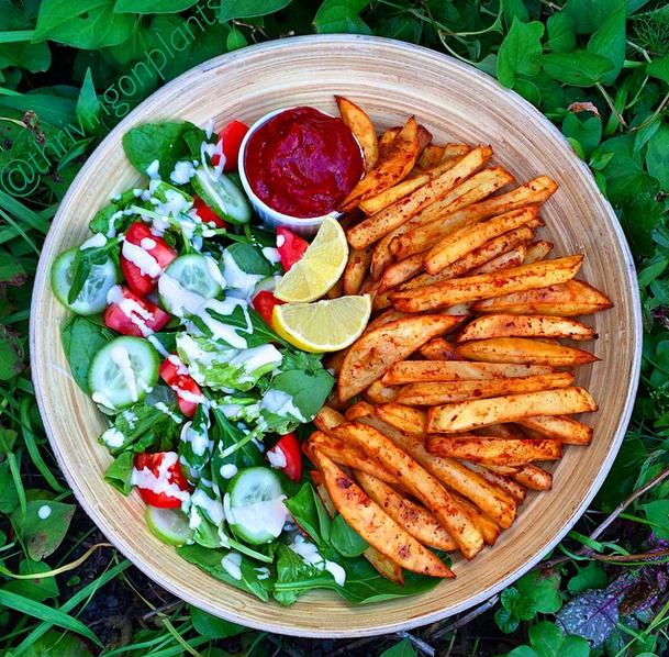 50 best instagram accounts to follow for healthy food inspiration thrivingonplants best instagram casadekarma forumfinder Choice Image