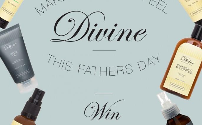 Divine Men Skin Care Fathers Day