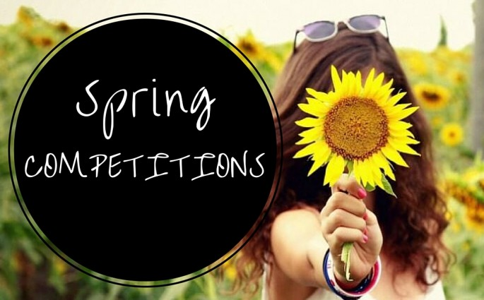 spring into wellbeing competitions