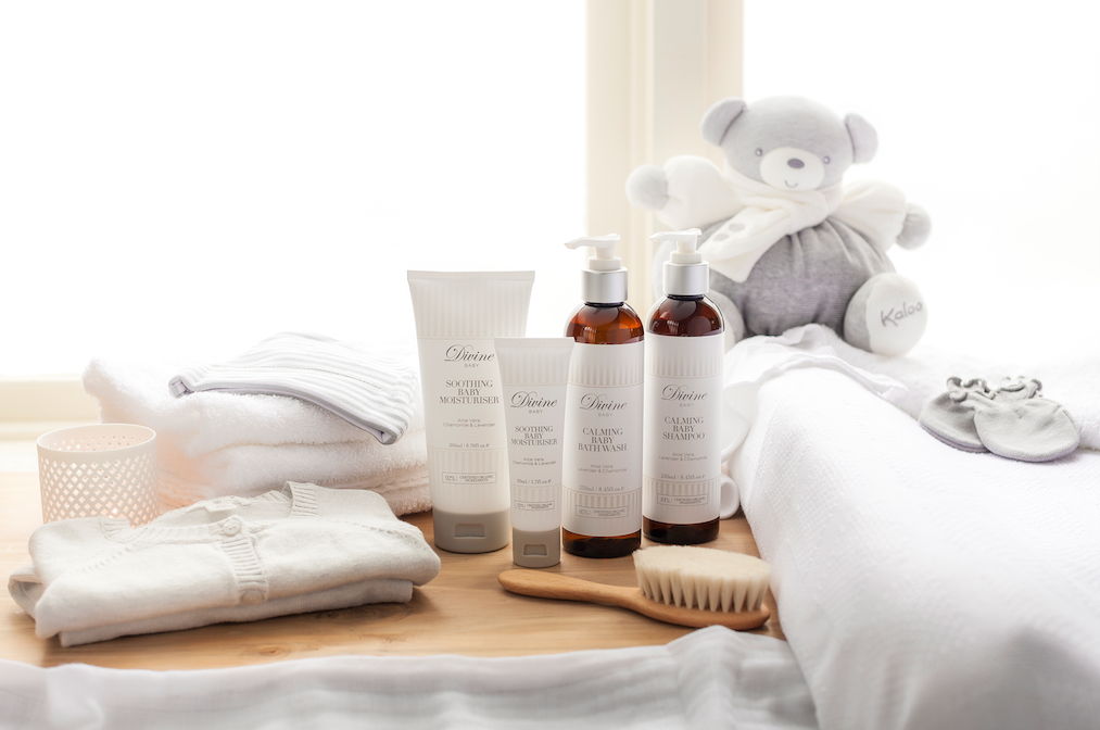 divine skin care baby therese kerr