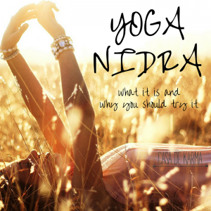 RELATED: Yoga Nidra - What It Is & Why You Should Try It