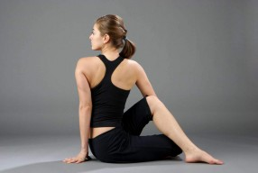 Cleanse Your Body With This Yoga Pose