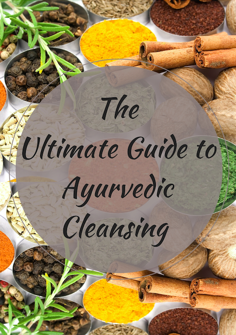 easy at-home ayurvedic cleanse