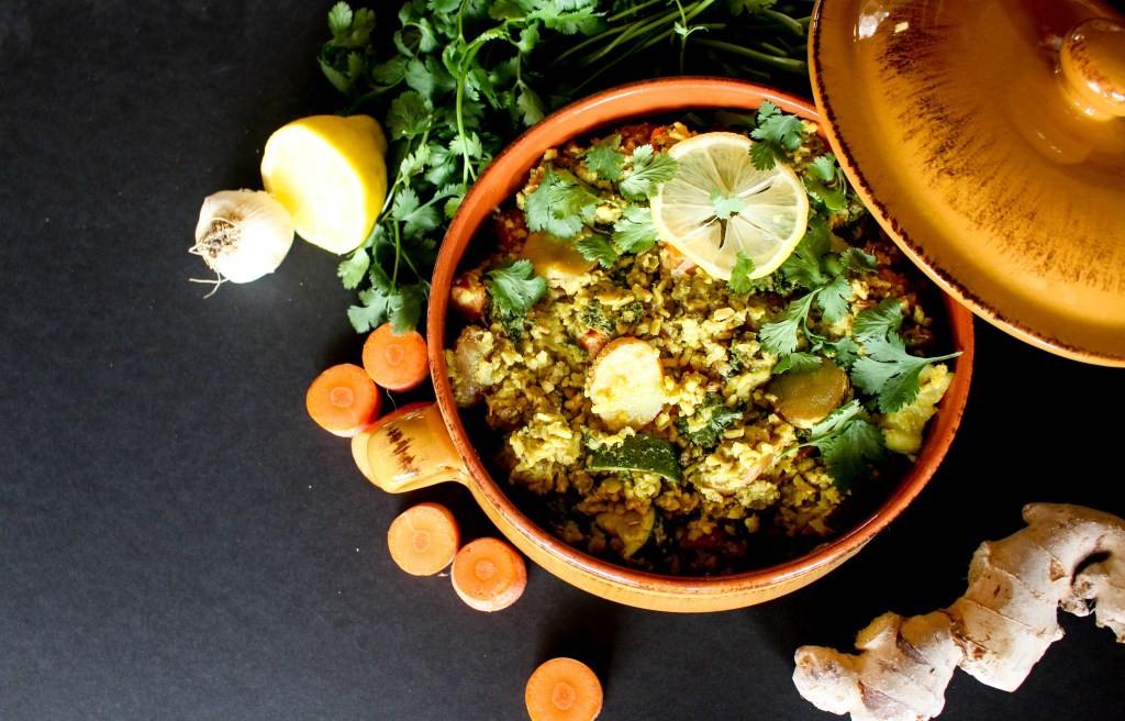 kitchari ayurvedic detox recipe
