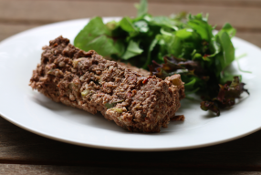 Nutrient-Packed Lentil and Nut Loaf Recipe