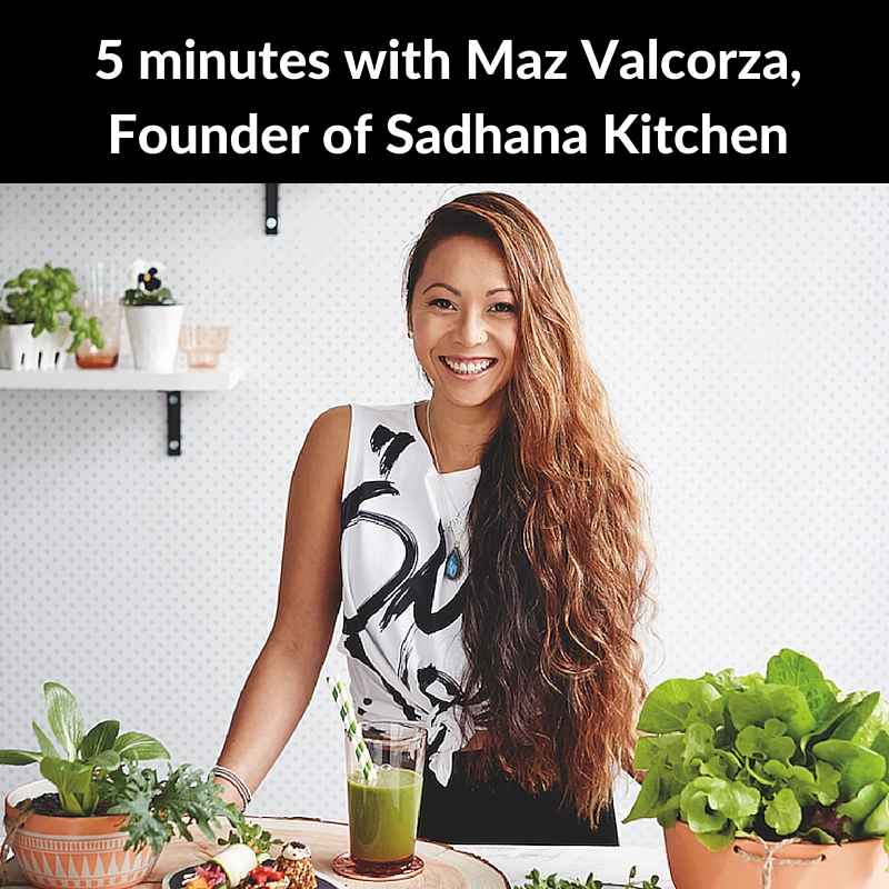 5 minutes with Maz Valcorza - CASA DE KARMA Interview