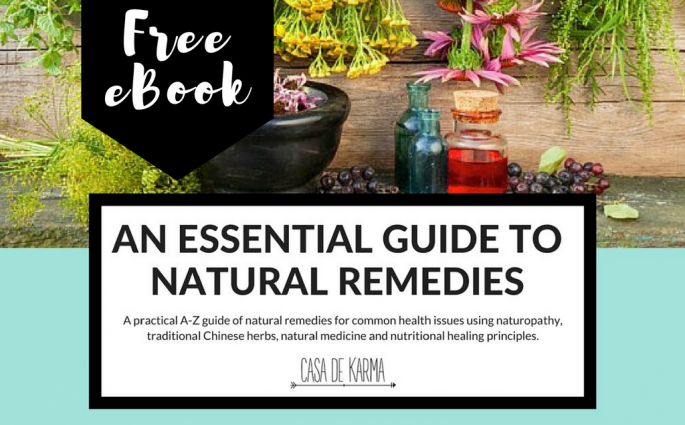 Natural Remedies eBook Download