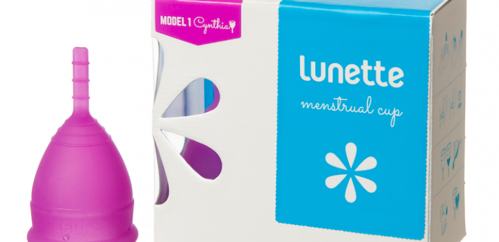 Expert Review: Lunette Menstrual Cup
