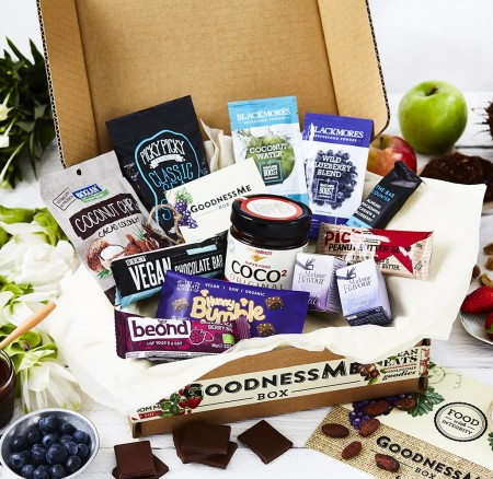 Win 1 of 5 GoodnessMe Boxes