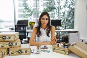 5 minutes with Peta Shulman, Founder of GoodnessMe Box