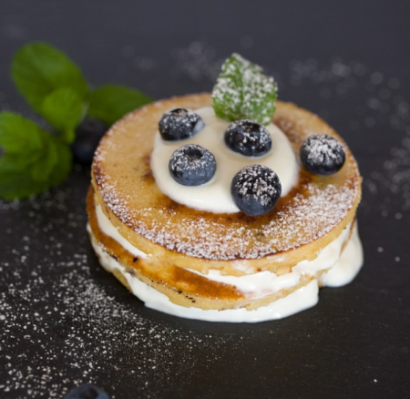 The Ultimate Gluten-Free Pancake Recipe + 5 Delicious Variations