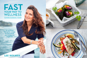 Lee Holmes Talks Fasting Your Way To Wellness