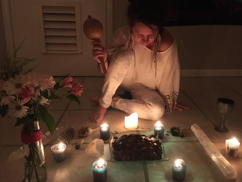 shamanic healing practitioner