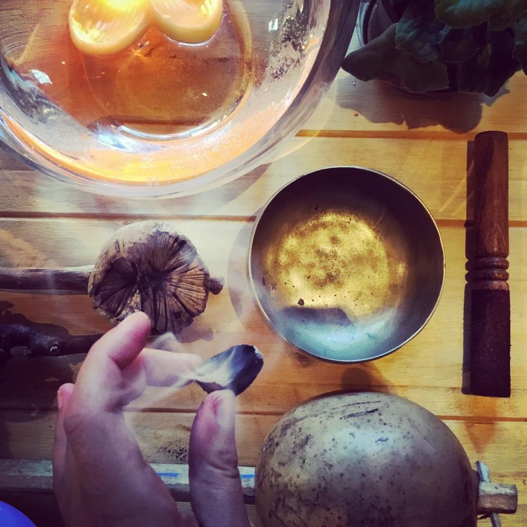shamanic healing rituals