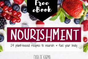 A Plant-Based Recipe eBook