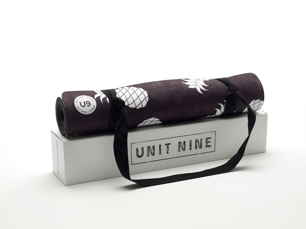 unit nine yoga mat competition