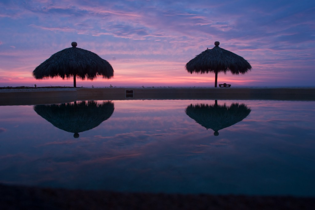 ecotourism sunset playa viva