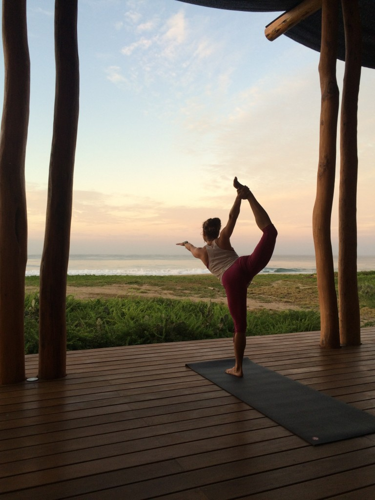yoga retreat mexico