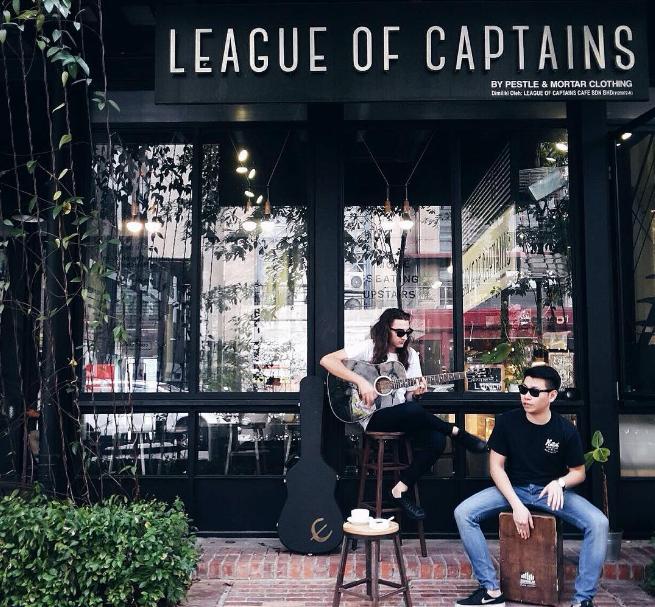 League Of Captains Best Coffee Kuala Lumpur