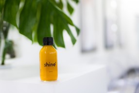 Win a 12 pack of Shine+