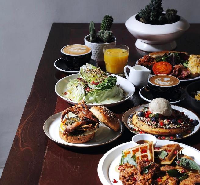best cafes kuala lumpur - VCR Bangsar