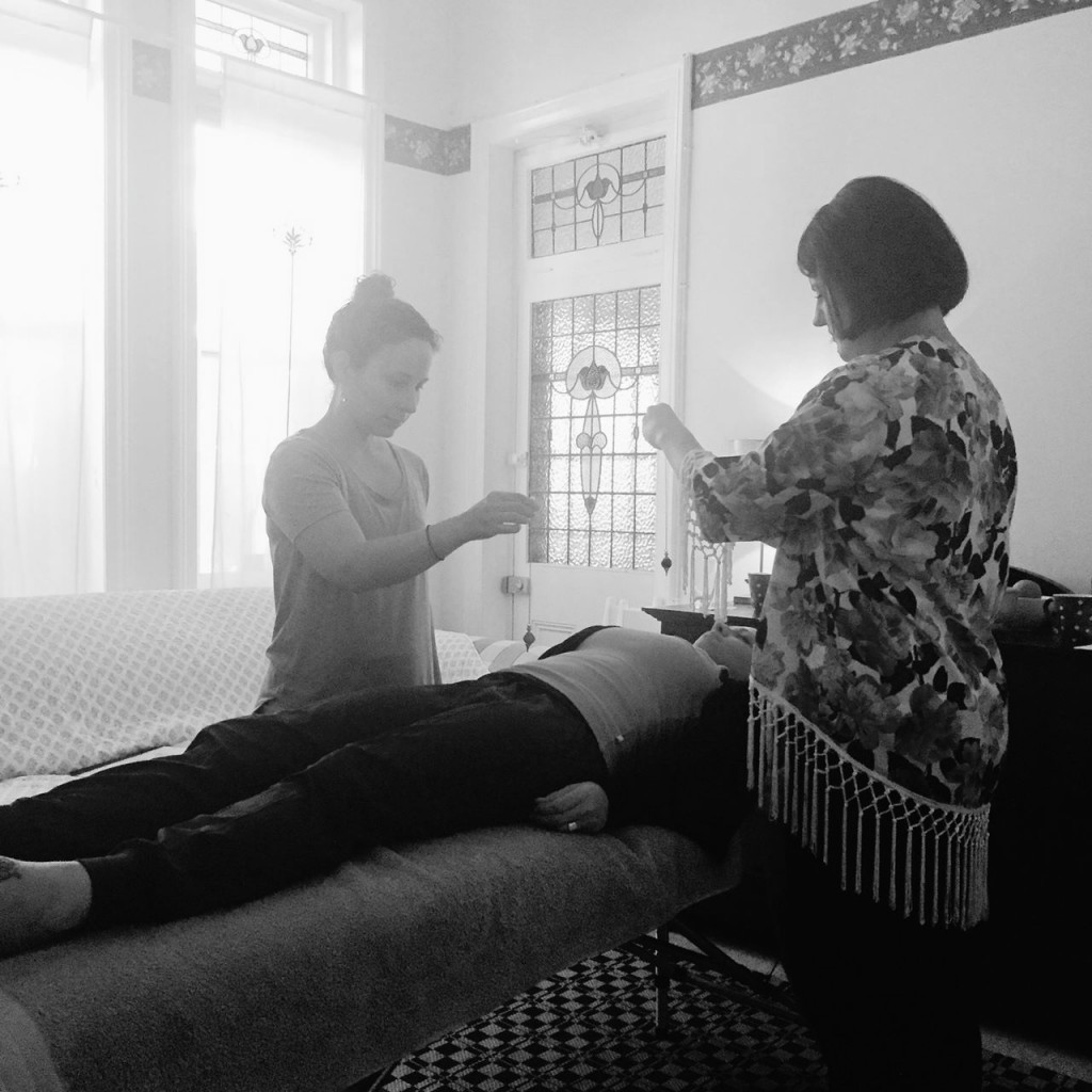 Reiki 1 training