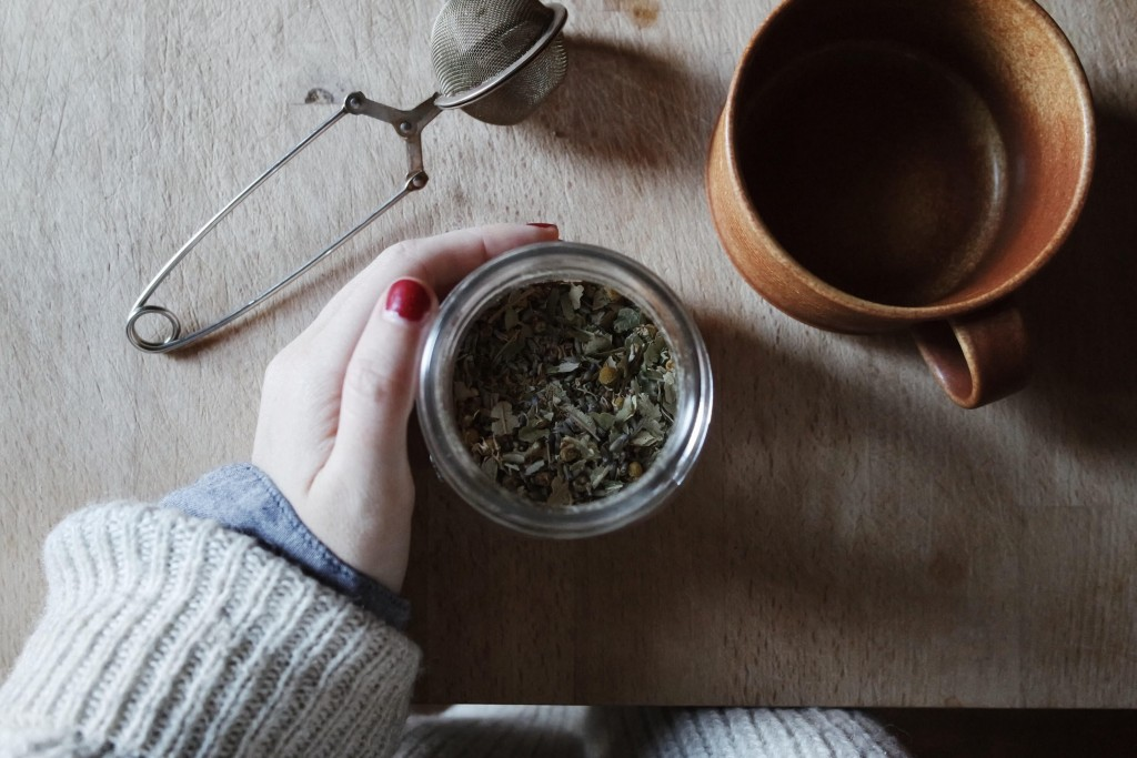 therapeutic herbal teas