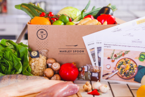 Win 1 of 3 Marley Spoon Fresh Meal Boxes