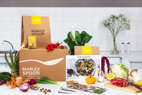 CLOSED: Win 1 of 3 Marley Spoon Fresh Meal Boxes