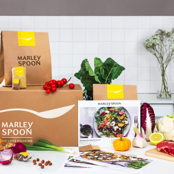 marley spoon discount code